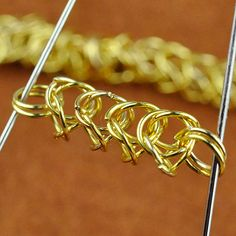 excellent chain maille tutorial
