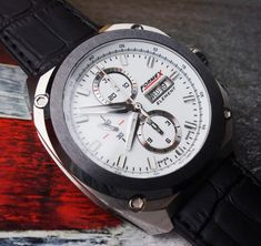 Swiss Made Sportlicher Chronograph Formex Luxury Watches, Dna, Chronograph, Accessories, Fancy Watches, Gout, Ornament