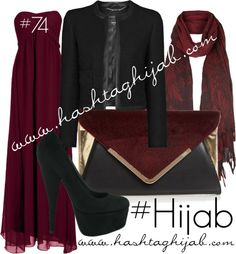 Hashtag Hijab Outfit #74 van hashtaghijab met red handbagsTrue Decadence prom dress€67 - johnlewis.comMango black jacket€86 - johnlewis.comPlatform pumps€34 - pureshu.comFaith red handbag€28 - debenhams.comFloral scarve€6,11 - newlook.com