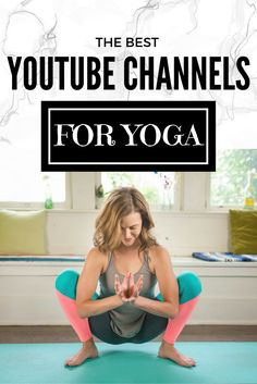 My personal favorite Youtube channels offering free Yoga classes for weight loss, health, meditation, and wellness. Plus, all the instructors are super motivating!