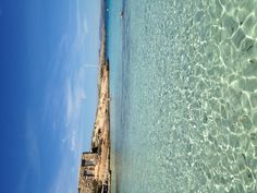 The paradise, Formentera. Formentera Spain, Places Ive Been, Places To Go, Spanish Islands, Australia, Majorca, Belleza Natural, Andalucia, Top Of The World