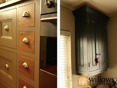 Our gorgeous units are built to last, as each component is crafted with a solid pine framework and a hand-painted finish. Call us on 082 093 6484 or visit our website - www.willowskitchens.co.za. Deliveries countrywide. #20yearsofquality #HandCrafted #WillowsKitchens Furniture, Hand Painted, Cabinet, Home Decor, Locker Storage, Solid Pine, Storage