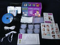 Dr Ho's Double Massage.therapy System.extra Free 2 Pairs Small GEL Pads.SHIPS FROM AND SOLD BY MANUFACTURER GZ.TOPS. by Dr Ho's. $99.49. Included in DR-HO'S Dual Muscle Therapy System   Dr.Ho's DOUBLE Machine   Four (12) 6 pairs small replacement Gel Pads.   Extra free 2 pairs small replacement gel pas (total 8 pairs)    Two (2) 1 pair  Large Flex Tone Pads    TWO (2) 1 pair Replacement  Large Flex Tone Pads.   Foot Relief Massage Pads   Two Electrode Wire Sets- inclu...