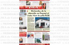 ZIUA de Constanta, format PDF, pagina 1 editia din 12 iulie 2012