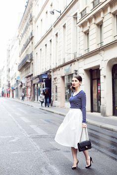 Fashion Inspiration   Parisian Style