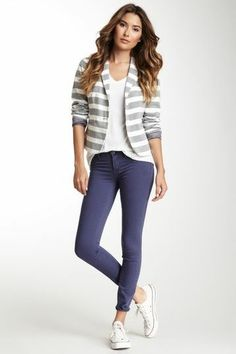 cute jacket and pants! Love this!
