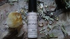 Money Oil, Citrine Roll-On Essential Oil, Magical Money Drawing Oil, Patchouli & Cedar Oil Cedar Essential Oil, Essential Oils, Full Moon Phases, Cedar Oil, Herbalism, Essentials, Money, Drawing, Etsy