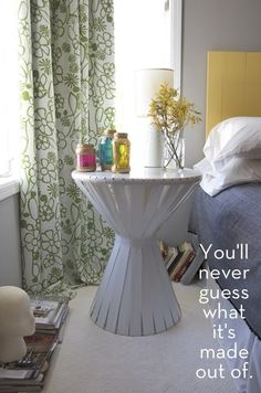 Make Katie's Bedside Table