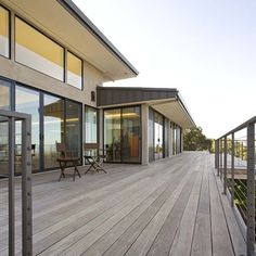 Deck Design, decking color and rail option