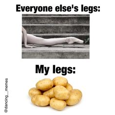@dancing__memes ballet and dance problem meme Instagram account