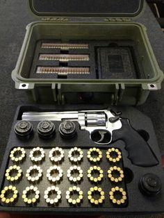 .357 Mag Revolver Survival Kit $750
