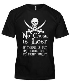 Viralstyle Is The Free Way To Sell High-quality T-shirts. Pirate Code, Pirate Quotes, Captain Jack Sparrow, High Quality T Shirts, The Fool, Pirates, Mens Tops, Life, Things To Sell