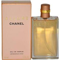 Coco Channel, Coco Channel Perfume---Allure Chanel -