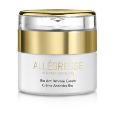 Bio Anti Wrinkle Cream by Allegresse 24 Karat Skincare by Bibasque