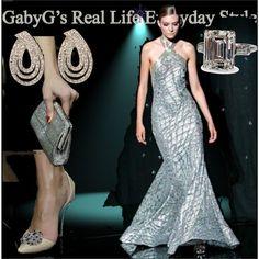 """GabyG on Thu, July 10th, Evening"" by gabyg on Polyvore"