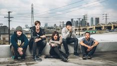 bring me the horizon is my second favourite band of my 'big The Ghost Inside, Screamo Bands, The Word Alive, Oli Sykes, Escape The Fate, Lets Play A Game, Band Photography, Bmth, Of Mice And Men