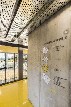 Innovative Office Building - La Licorne - Picture gallery