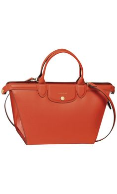 Longchamp Le Pliage Héritage Large Handbag Terracotta #BAG #fashionista #vogue