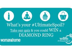 Enter our monthly online competitions for your chance to win with woman&home