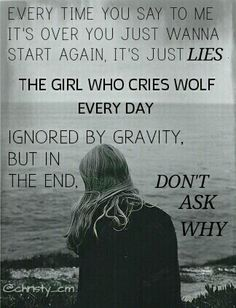 The Girl Who Cried Wolf by 5SOS made by @christy_cm