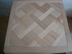 French Oak Versailles 1. Oak Panel