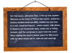 Sweet Lucy's Smokehouse 7500 State Road Philadelphia PA (215) 333-9663