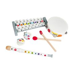 Start a one-baby band! | Musical Set #fun #music #giggleHOLIDAY
