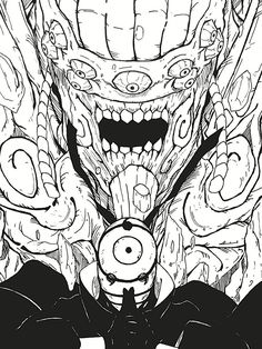ten tails and obito