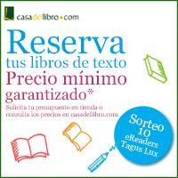 Libros de texto más baratos on line