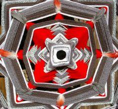 ON SALE 18 Mandala Woven Yarn Art Ojo de Dios Wall