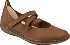 Loints of Holland Z Strap Mary Jane 68143 (Brown)