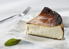 Tenemos la famosa tarta de queso de La Viña