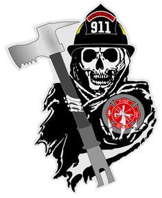 firefighter toons - Google zoeken Firefighter Decals, Firefighter Paramedic, Volunteer Firefighter, Fire Dept, Fire Department, Emergency Response, Fire Fighters, Firemen, Wood Steel