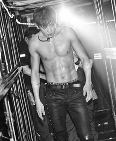 Find images and videos about kpop, sexy and exo on We Heart It - the app to get lost in what you love. Kpop Exo, Exo Chanyeol, Kyungsoo, Exo Kai, Baekhyun Hot, Chanbaek, Kaisoo, Exo Ot12, Celebrities