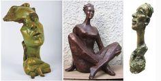 Madhulika Jha – Artist Sculptor - India Sculptures - India Art Gallery -Sculpture Exhibition India –  http://indiaartgallery.in/artists/madhulika-jha/