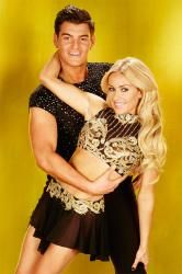 Olympians Torvill and Dean  - Dancing on Ice