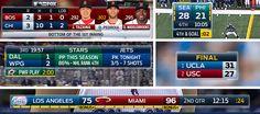 Fox Sports Insert & Scoring System – |drive|