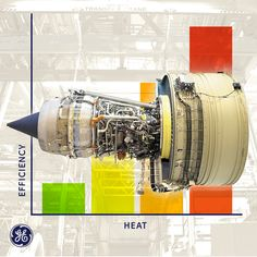 When you're dealing with jet engines, increased efficiency means turning up the heat.