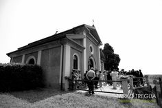 The Church: b/w shot