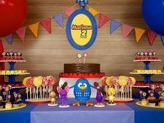 galinha pintadinha festa - Pesquisa Google
