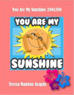 (4) Name: 'Crocheting : You Are My Sunshine 200x200