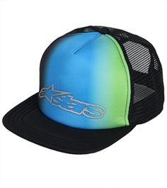 Alpinestars Fade Classic Trucker Hat at SwimOutlet.com
