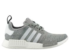 73c4f8116ca8e adidas Men Shoes   Sneakers NMD R1 grey 44  Amazon.co.uk