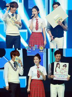 IU - SBS Inkigayo (Official Photos)
