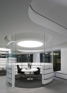 WGV Customer Centre, Stuttgart, Germany by Ippolito Fleitz Group Architects