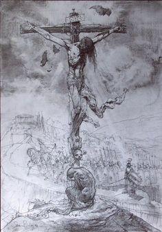 The Bible - Simon Bisley