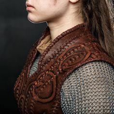 Baby Girl SHIELD MAIDEN Lagertha Vikings en formation gilet Body Babygrow