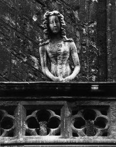 Sculpture, Parish Church of St Mary, Muhlhausen, Germany, 14th century