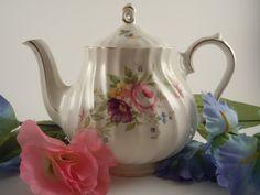 Sadler Teapot by MSMUnlimited on Etsy, $35.00
