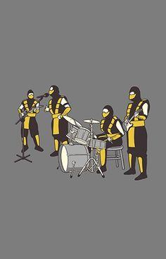 Lolja - Scorpions - Produtos
